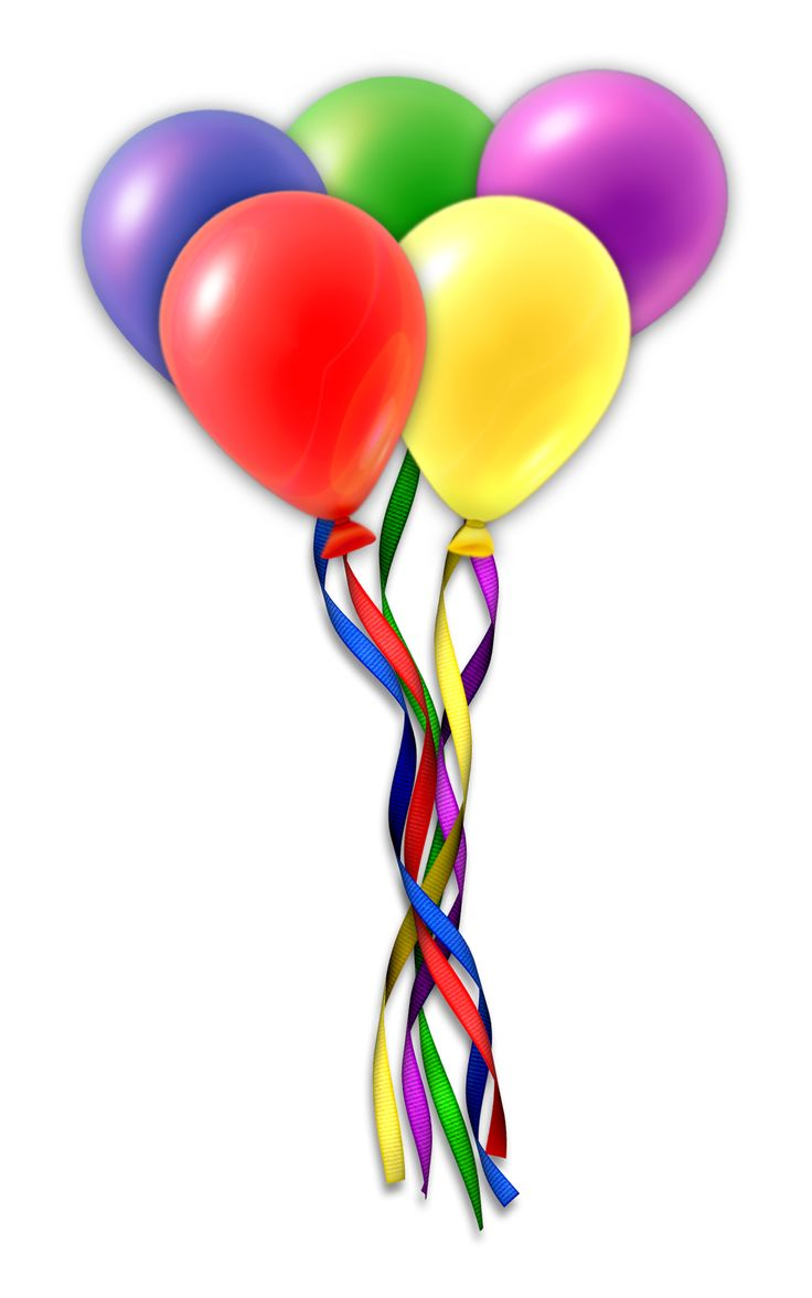 Happy Birthday Balloon Png