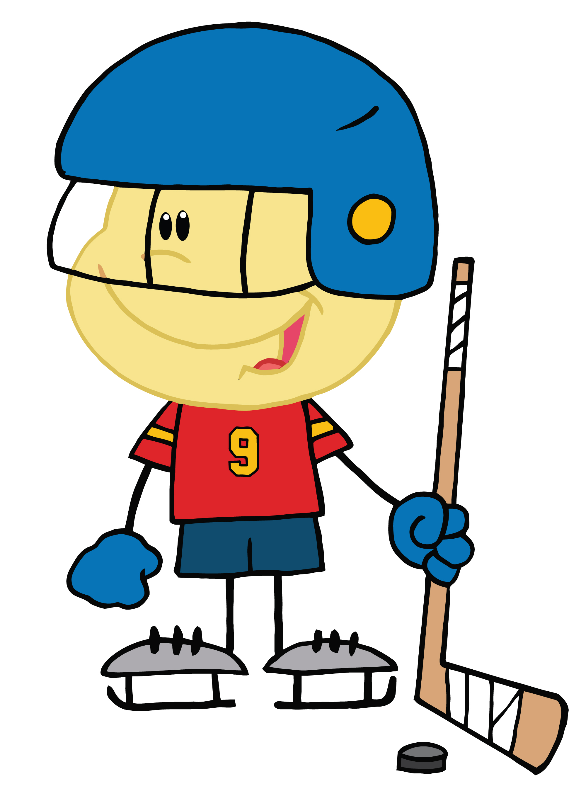 Displaying 20> Images For - Hockey Clipart...