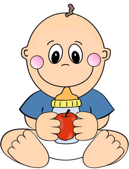 Cute Baby Boy Clip Art - ClipArt Best