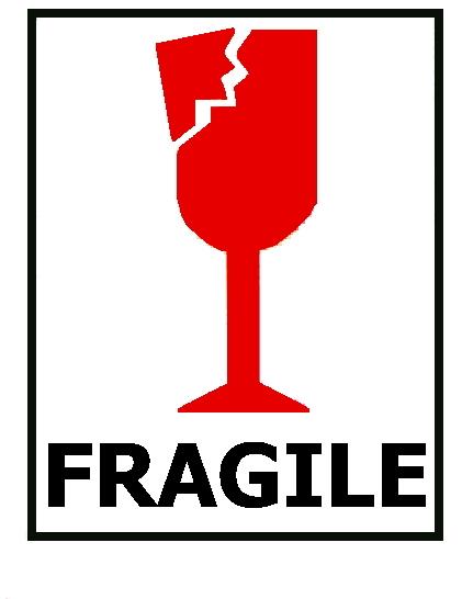 Fragile Symbol - ClipArt Best