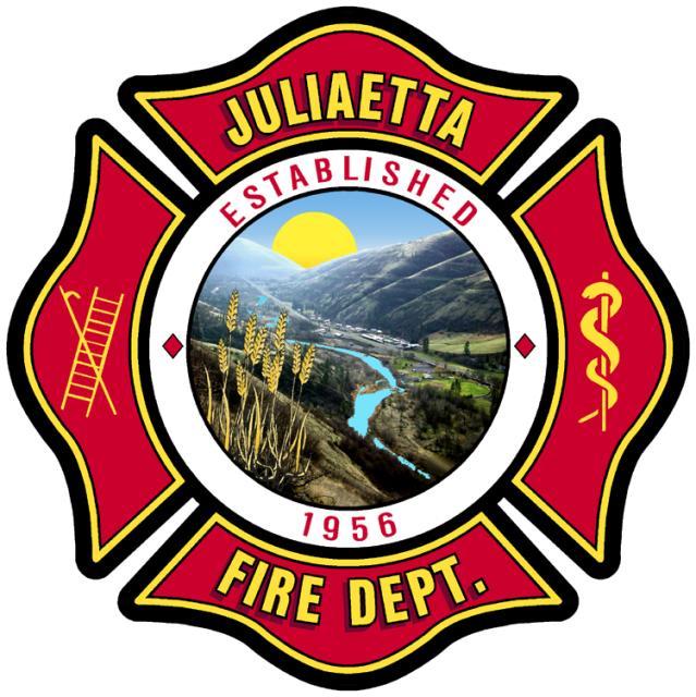 J Logo Fire Firefighter Logo Image...