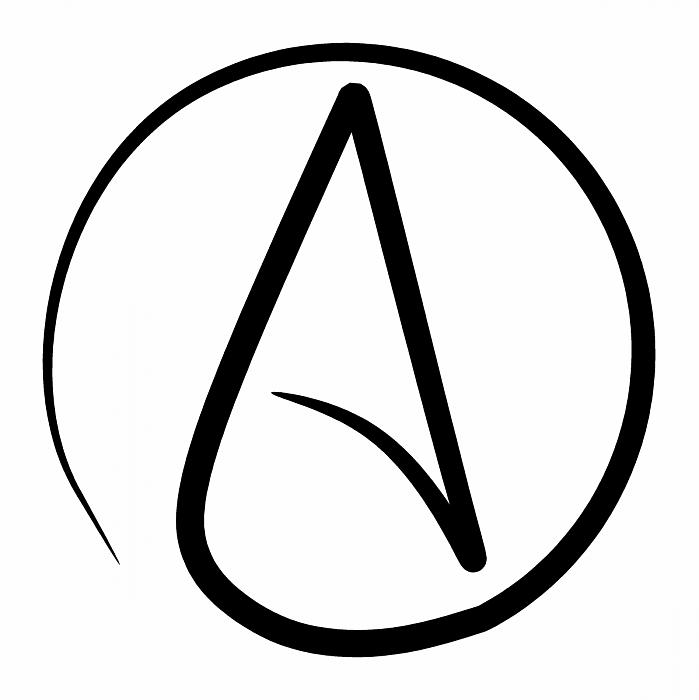 Atheist Symbol Tattoo