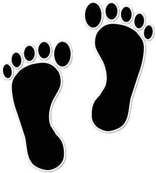 Person Walking Animated Gif additionally Your Feet In Shoe Cliparts as well Nuestrasdinamicas blogspot also Walking Kids Clipart additionally Foot Art. on clipa art of walking feet