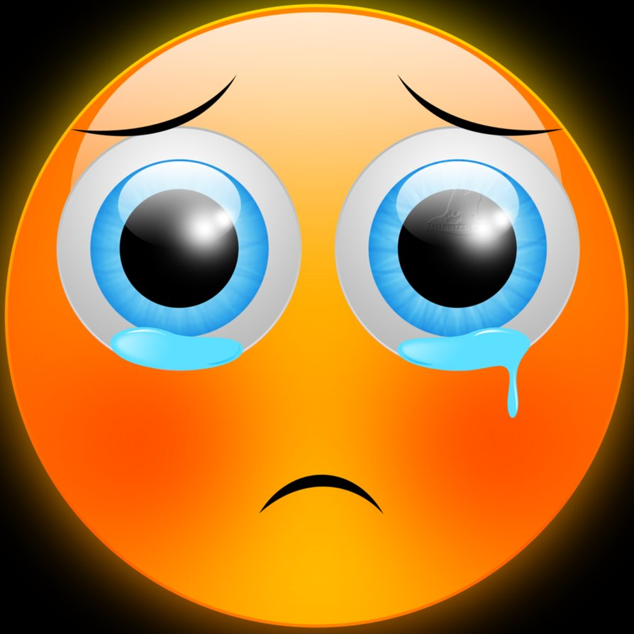 Sad Smilie - ClipArt Best Sad