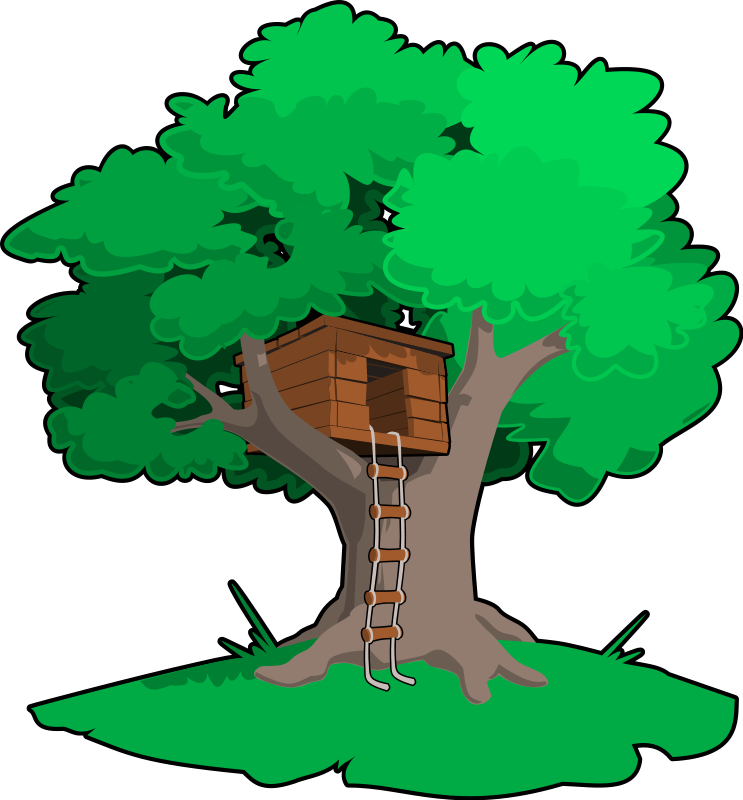 Tree House Clipart - ClipArt Best