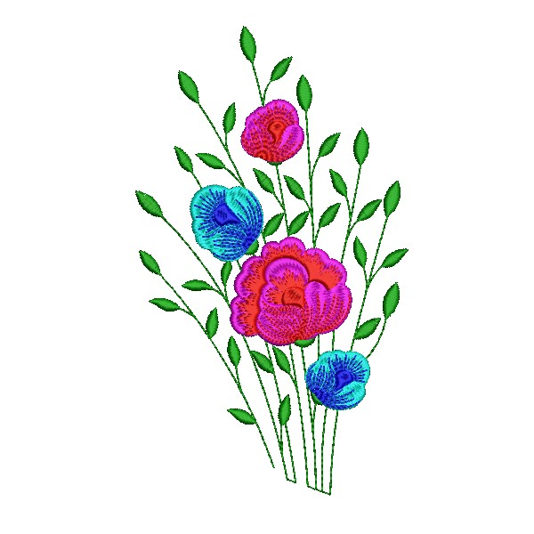 Flowers Designs Images Clipart Best