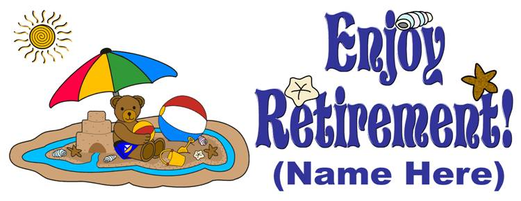 Retirement clipart farewell images free clipart - Clipartix