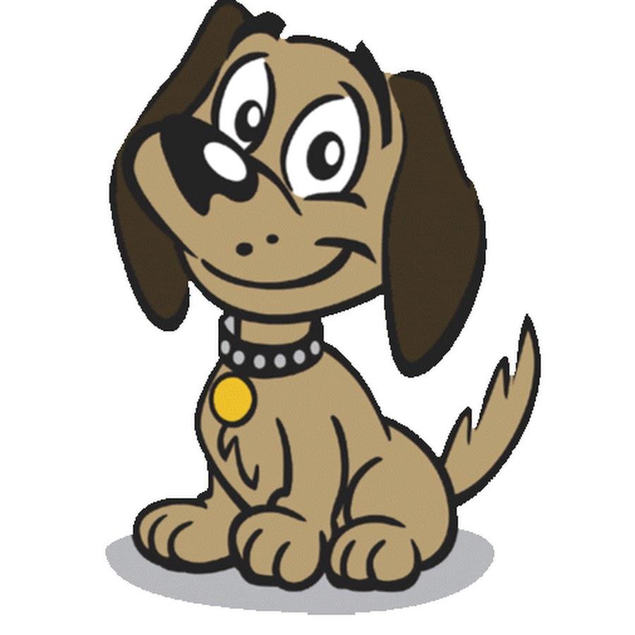 animated dog clipart - photo #22