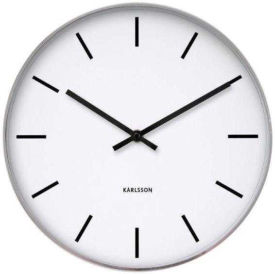 Karlsson Station Classic Wall Clock Wall Clocks