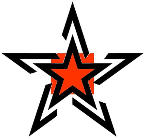 Free Shooting Star Tattoos Designs