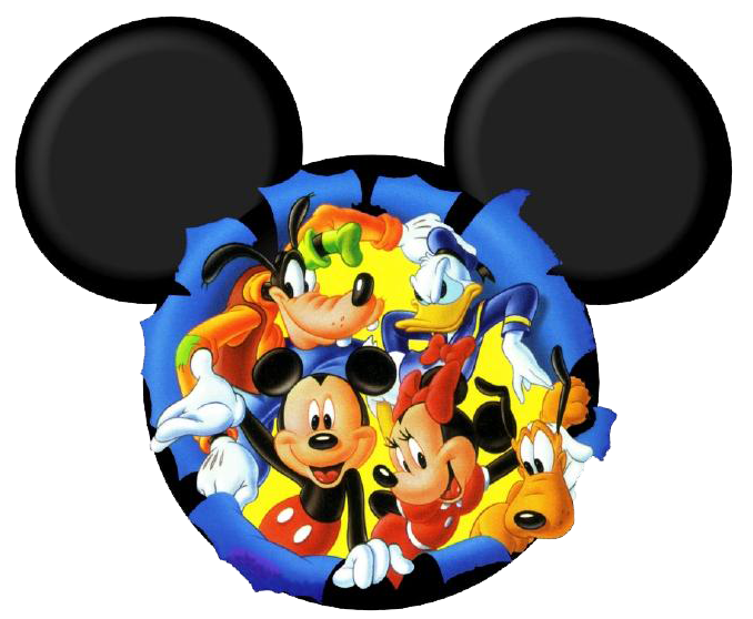 Mickey Mouse & Pals Clipart