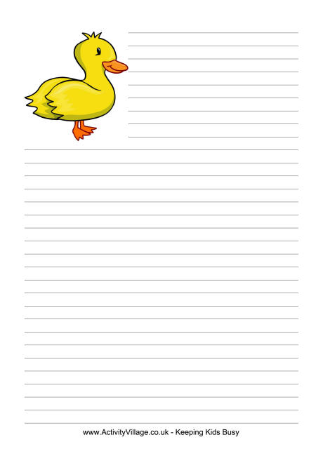 farm writing paper with lines Print blank-top handwriting paper for your children on this page  gray line handwriting rule paper has a broad selection of blank-top story paper.