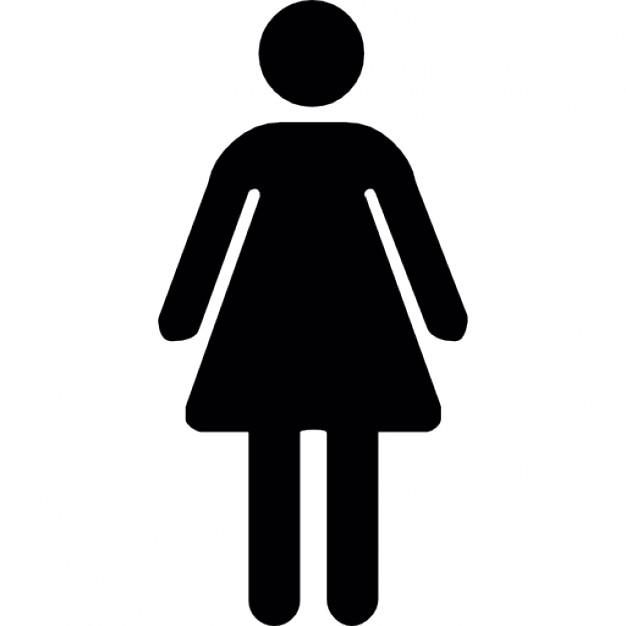 Symbol Ladies Toilet - ClipArt Best