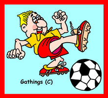 Funny Soccer Cartoon Pictures - ClipArt Best