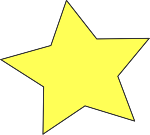 Star clip art for kids clipart best for Images of stars for kids