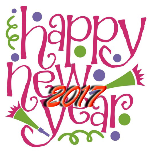 Happy New Year Clip Art Free Download | Welcome New Year ...