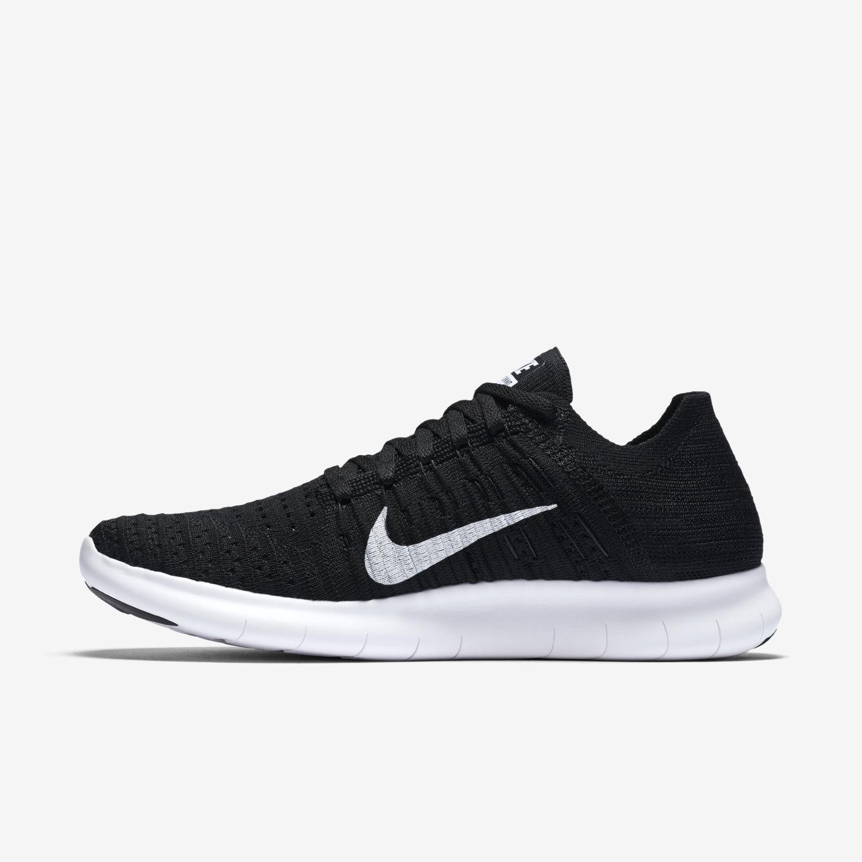 Nike Free Rn Flyknit  Women S Running Shoe