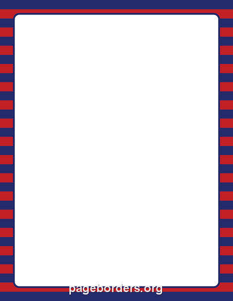 striped border clipart best American Flag Background Patriotic Clip Art