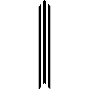 Black Swirl Divider Vertical - ClipArt Best