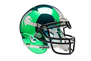 Amazon.com : NCAA Michigan State Spartans Authentic XP Football ...