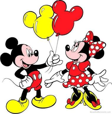 Gambar Mickey Mouse Clipart Best