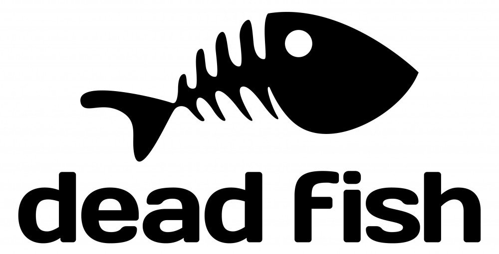 Dead Fish Logo