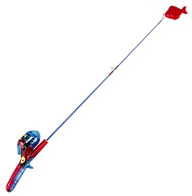 Kids fishing pole clipart best for Children s fishing rod