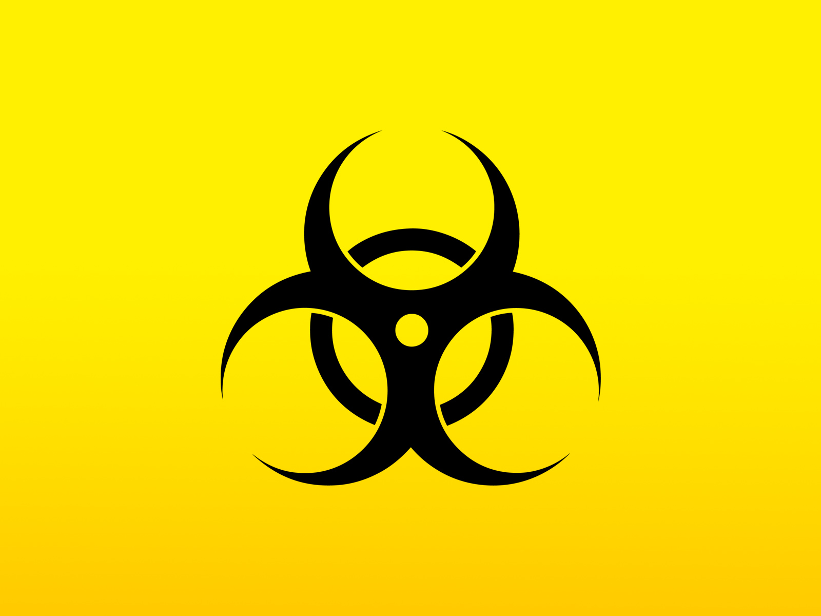 radiation symbol wallpaper clipart best