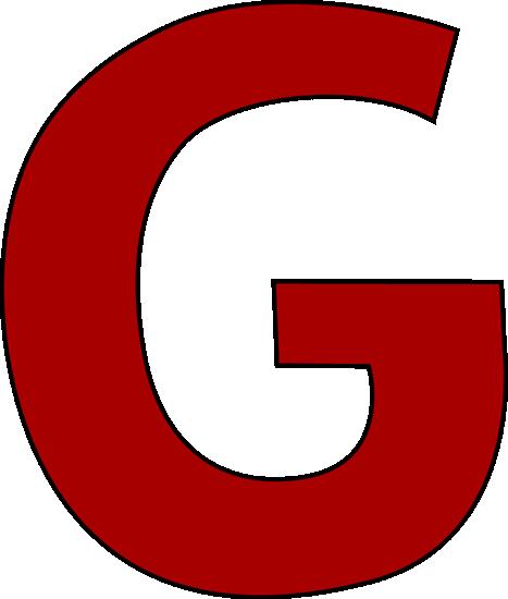 Alphabet Letter M Clipart