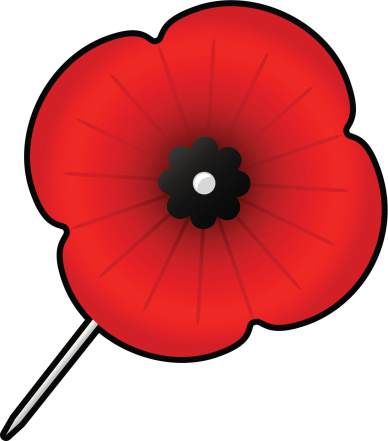 Remembrance Day Poppy Clipart Clipart Best