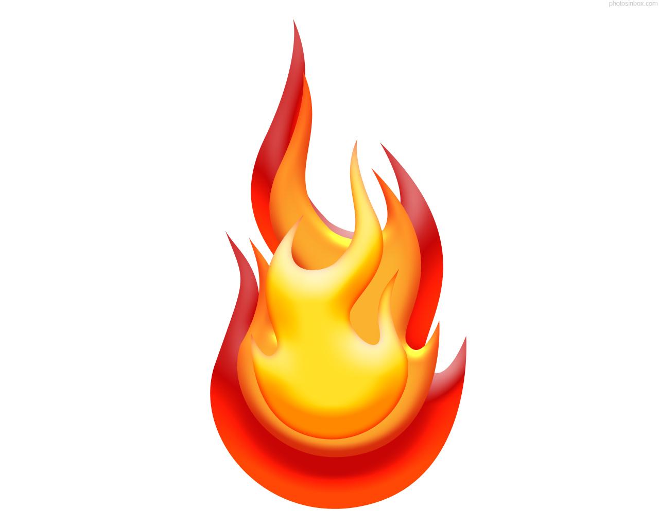 Flames Clipart Clipart Best
