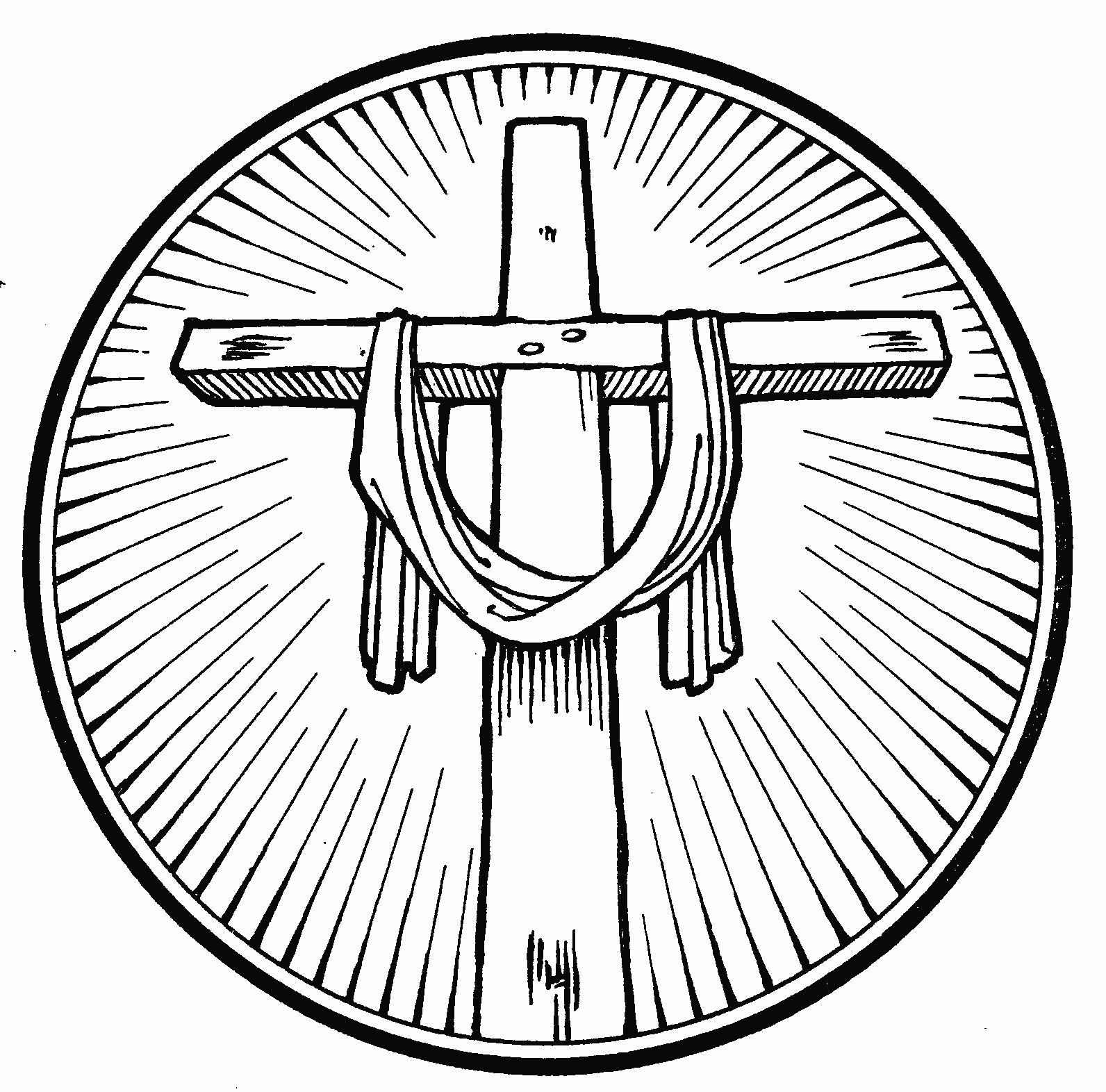 Easter Cross Clipart - ClipArt Best