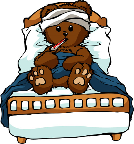 Sick Person Clipart Best