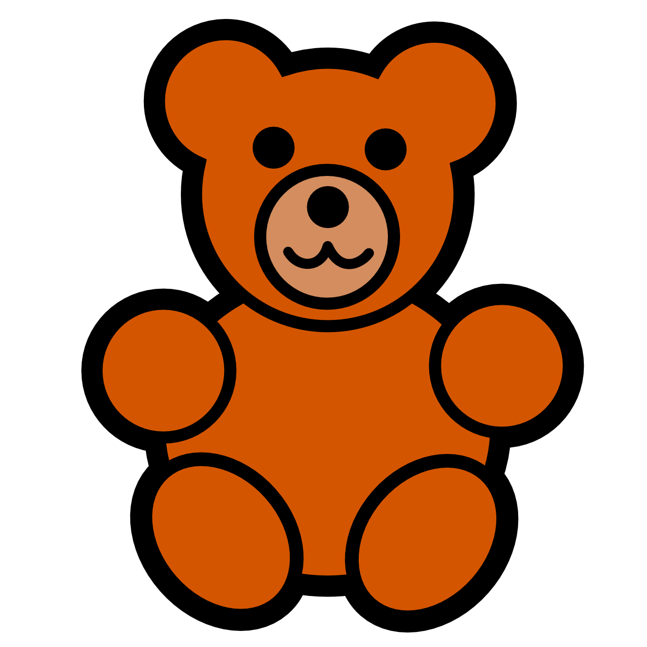 teddy bears clip art free download - photo #22