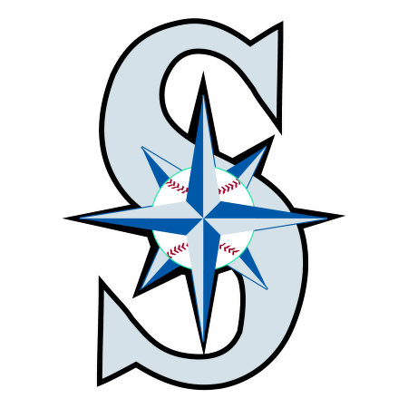Seattle Mariners Baseballâ?¢ logo vector - Download in EPS vector format