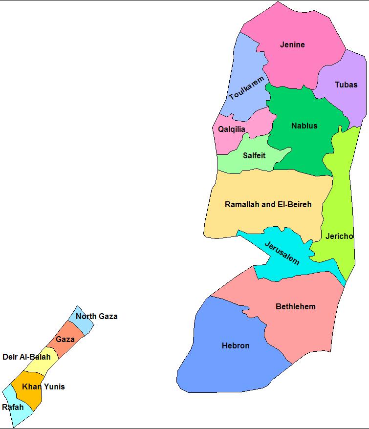 Atlas Of Palestine Clipart Best Clipart Best