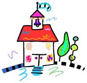 School House Clip Art Free - ClipArt Best