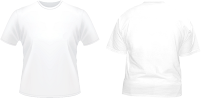 10 blank t shirt template front and back . Free cliparts that you can ...