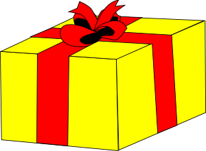 Christmas Gifts Clipart - ClipArt Best