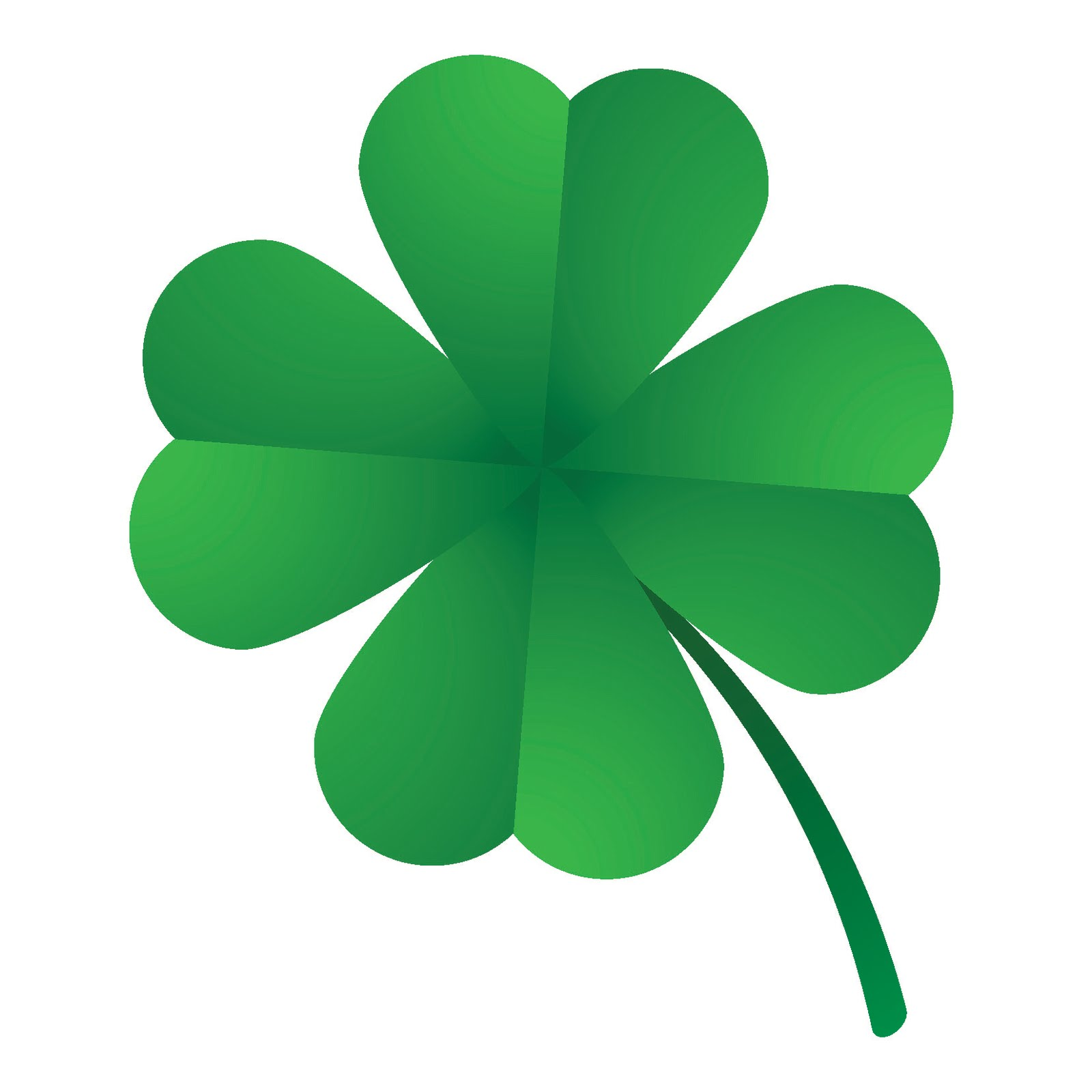 Irish Four Leaf Clover Pictures - ClipArt Best