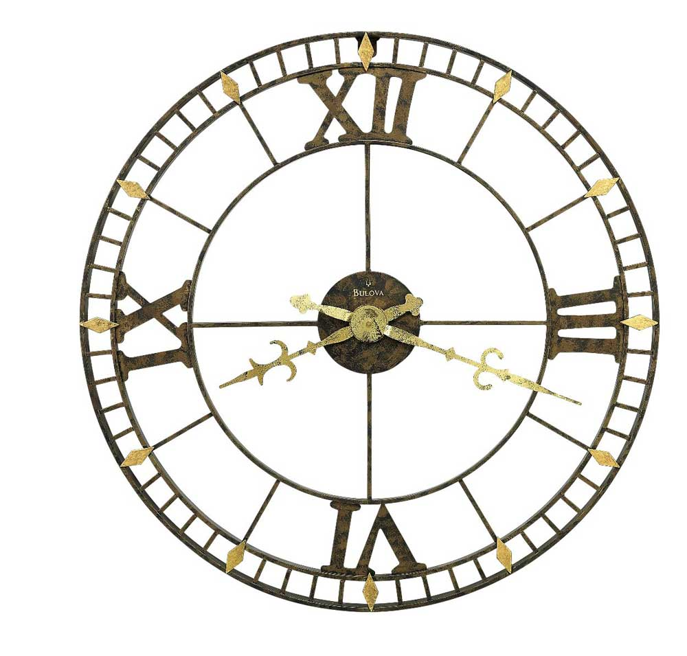 Wall Clock Design Template : Roman numeral clock template clipart best
