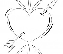 Broken heart coloring pages clipart best for Animal planet coloring pages