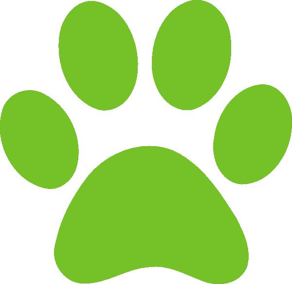 green dog clipart - photo #19