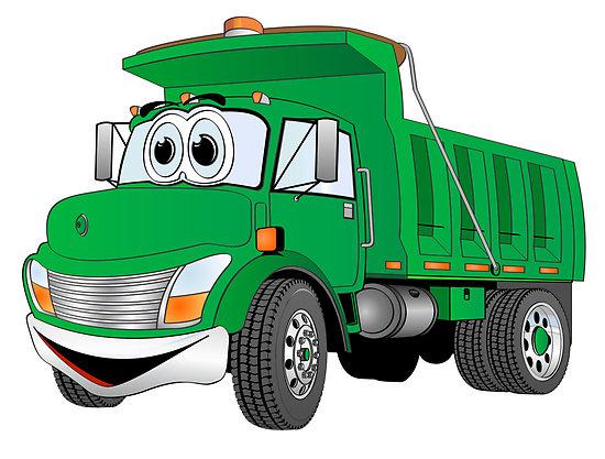 Dump Truck Cartoon Images - ClipArt Best