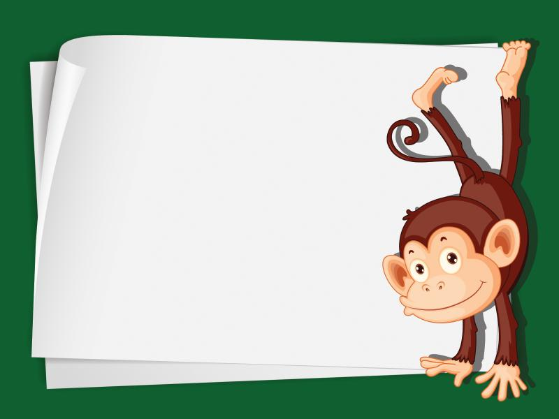Cartoon Character Border Design : Power point borders clipart best