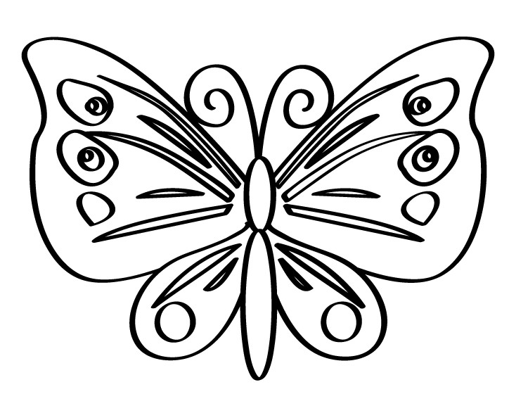 free coloring pages of children - photo#30