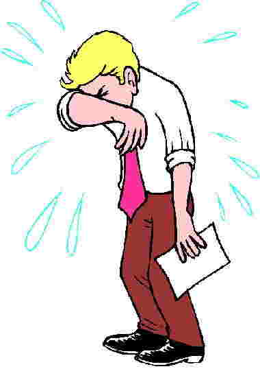 Collection of Cartoon Person Crying (35)