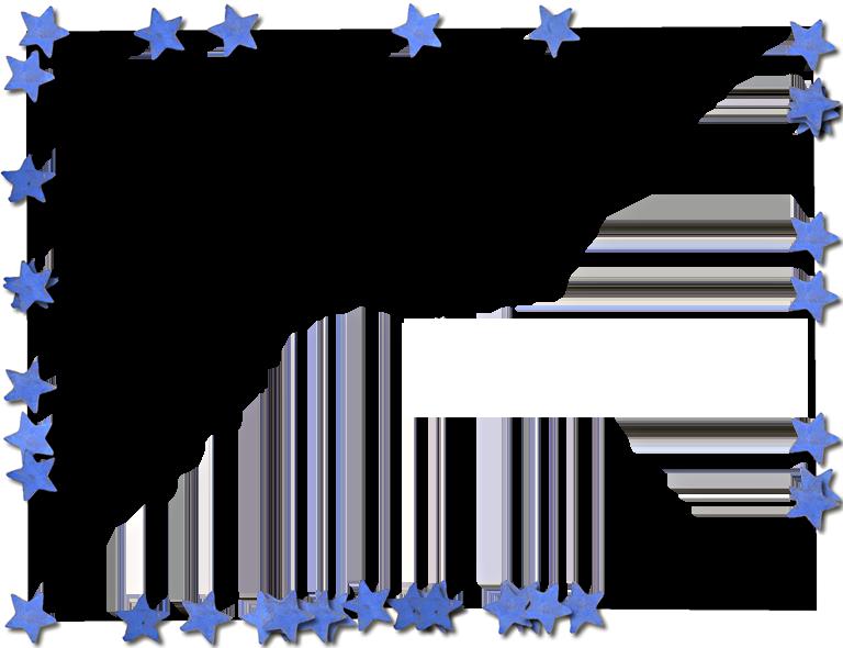 Fancy Blue Borders Clipart Best