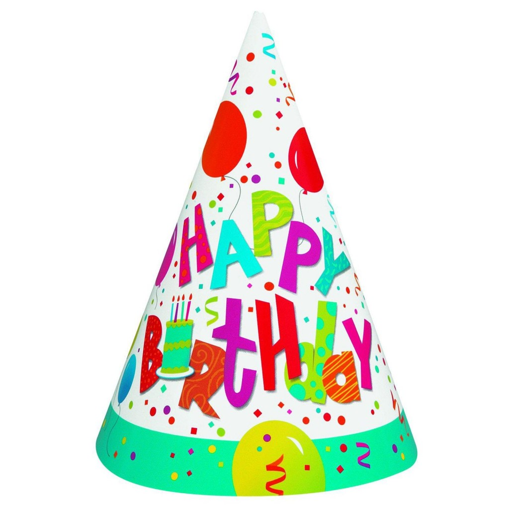 Birthday Hat Clipart - Clipartion.com