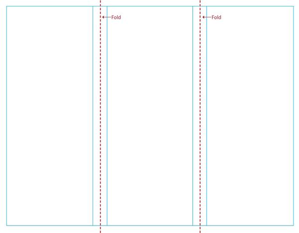 Blank brochure templates for kids clipart best for Brochure template maker